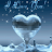 Water Heart Live Wallpaper logo