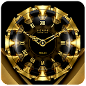 TRILUS Luxury Clock Widget icon
