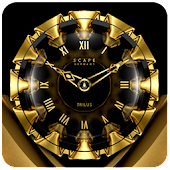 TRILUS Luxury Clock Widget