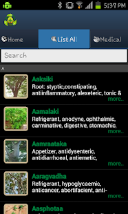 Indian Herbs- screenshot thumbnail