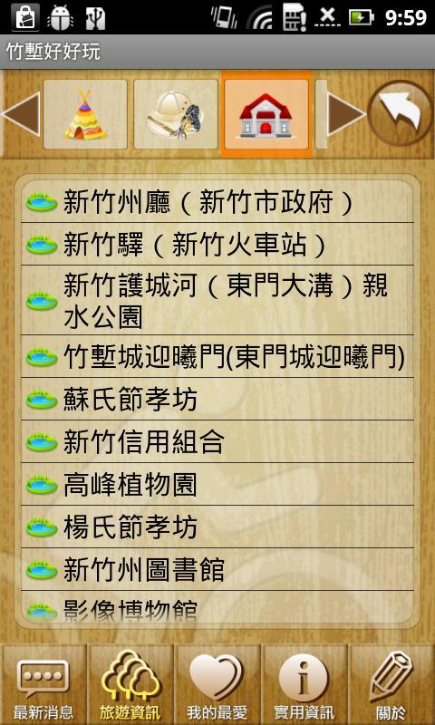竹塹好好玩- screenshot
