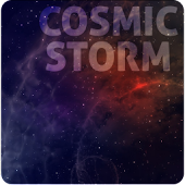 Cosmic Storm: A Space Journey