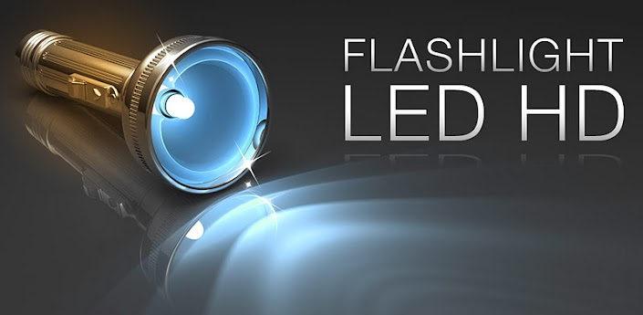 Lanterna LED HD - Flashlight