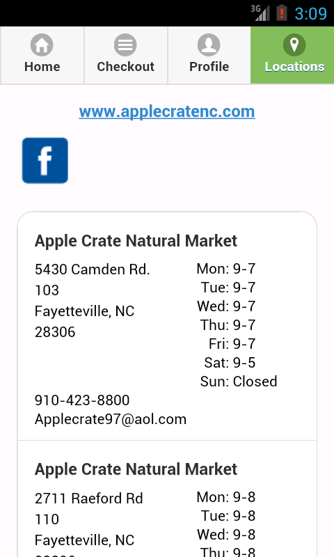 Apple Crate- screenshot