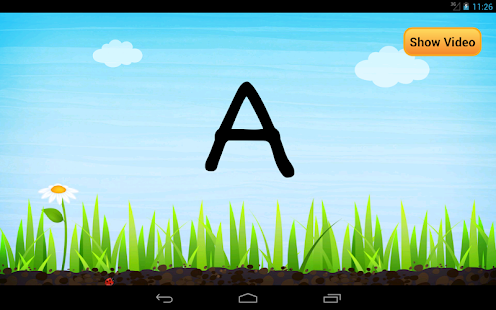 Learn the Alphabet (ABCs)- screenshot thumbnail