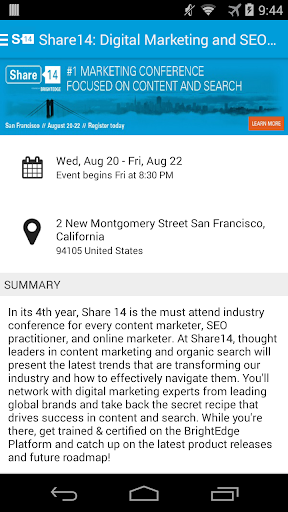 Share14 Conference