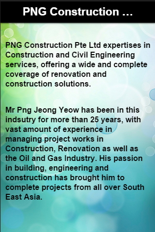 PNG Construction