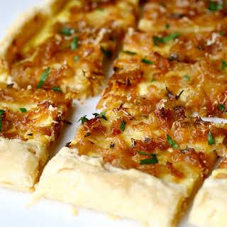 Caramelized Onion Tart.