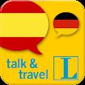 Spanisch talk&travel logo