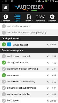 Autotelex - screenshot