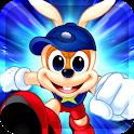 Pixel Bunny Dash icon