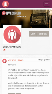 LiveCrew- screenshot thumbnail