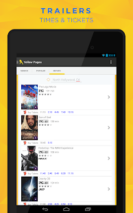 Yellow Pages- screenshot thumbnail