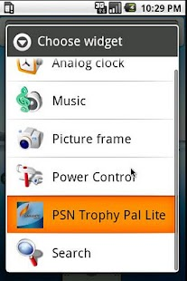 Psn Trophy Pal Lite - screenshot thumbnail