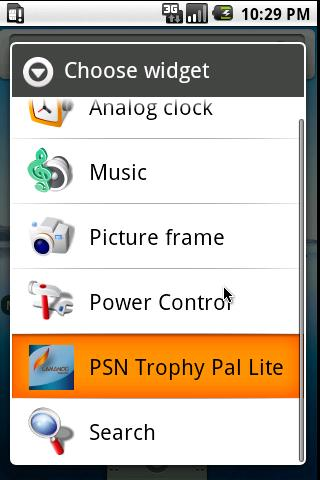Psn Trophy Pal Lite - screenshot