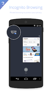 UC Browser HD - screenshot thumbnail