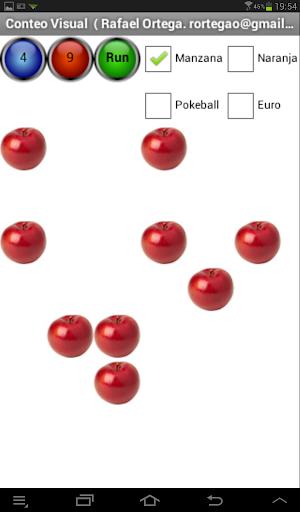 玩教育App Conteo Visual免費 APP試玩