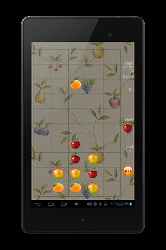 Fruit Fasten Game