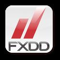 FXDD MT4 droidTrader icon