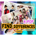 KPOP Find differences games icon
