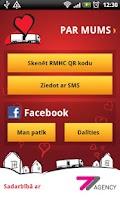 Screenshot of RMHC Latvija - The Care Mobile