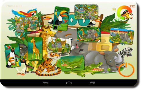 Puzzle ZOO for Kids- screenshot thumbnail