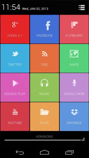 玩免費個人化APP|下載UCCW Theme Grids FREE app不用錢|硬是要APP