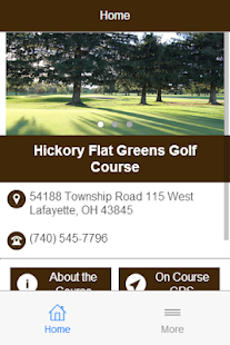 Hickory Flat Greens screenshot 1