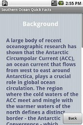 Southern Ocean Quick Facts