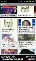 Screenshot of FOX 47 News