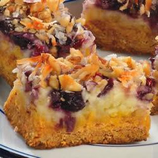 Blueberry Snack Bars