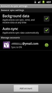 SmoothSync for Yahoo!® Calenda - screenshot thumbnail