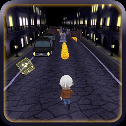 冒險必備App|Halloween Run - Free LOGO-綠色工廠好玩App