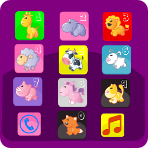 Mobile Phone for Baby 1.0 Icon