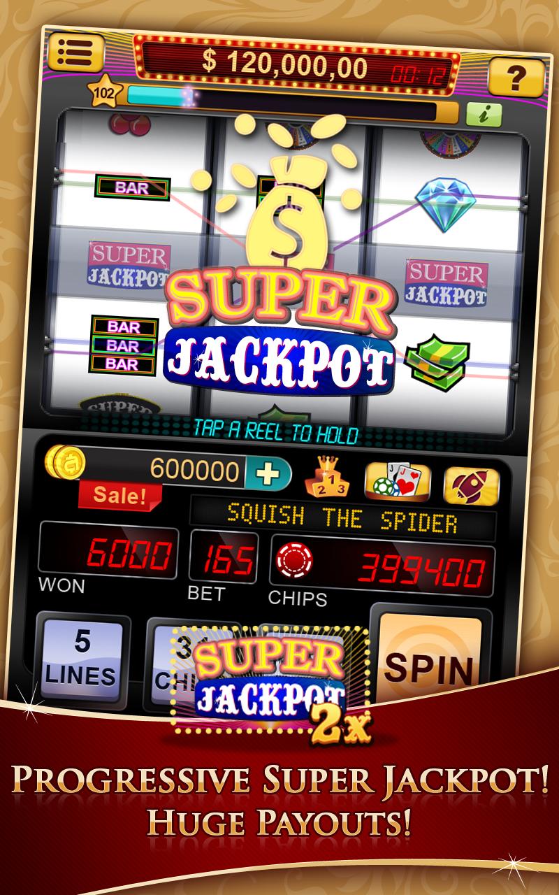 Slot Machine - FREE Casino screenshot #10