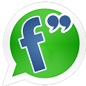 Facebook & Whatsapp Status icon