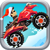 Download Hill Racing Christmas Special APK on PC