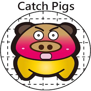 Catch Pigs (抓豬) 街機 App Store-愛順發玩APP