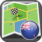 New Zealand Offline Navigation icon