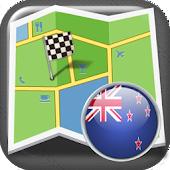 New Zealand Offline Navigation