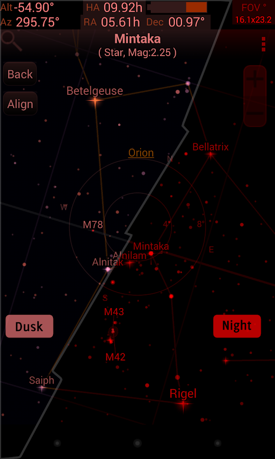SkEye Astronomy Android Apps On Google Play - Us night sky map
