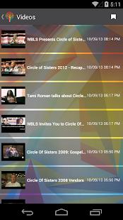 Circle of Sisters Expo- screenshot thumbnail