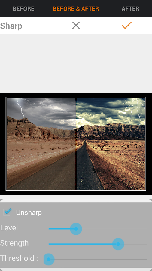 HDR FX Photo Editor Pro - screenshot