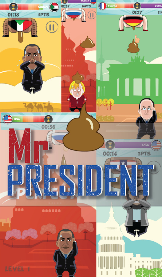 Mr President FREE- screenshot