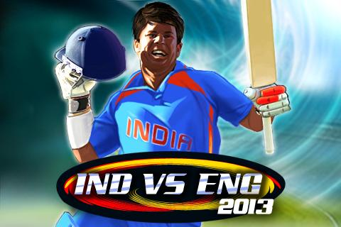 India vs England 2013 - screenshot