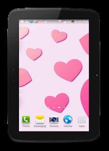 可愛的粉紅色壁紙高清