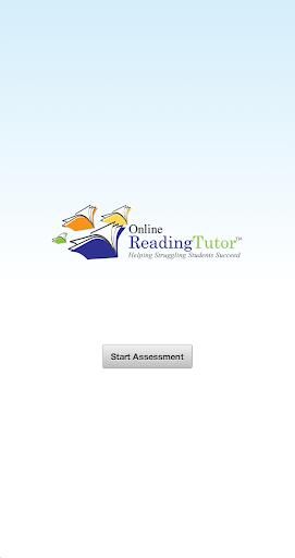 Online Reading Tutor Assess