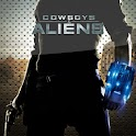 Cowboys & Aliens Go Launcher logo