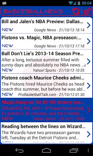 Detroit Basketball News