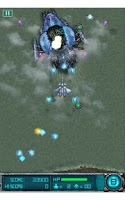 Screenshot of Super Laser: The Alien Fighter